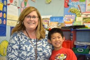 Dublin Unified School District Difference Maker Gloria Gregory