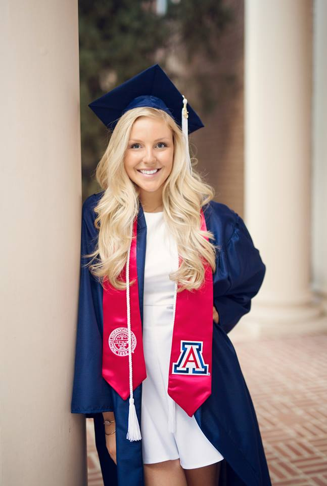Dublin High School Alum Emily Edlund: From the University of Arizona to a Los Angeles Law Firm (1/3)