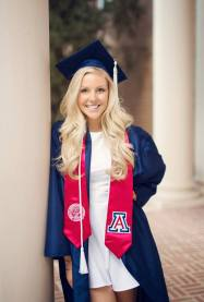 Emily Edlund University of Arizona graduation