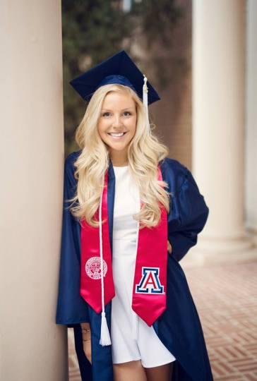 Emily Edlund University of Arizona graduation