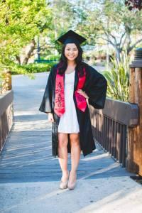 Vivian Huang Dublin High School and San Diego State University Graduate 1