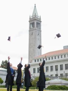 Berkeley Class of 2015 Graduation