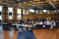 Dublin High School Engineering Entrepreneur Competition 2015 Audience 2