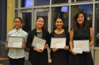 Dublin High School Engineering Entrepreneur Competition 2015 First Place