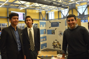 Dublin High School Engineering Entrepreneur Competition 2015 Project Presentation 1