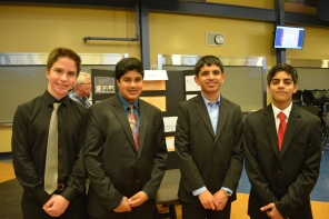 Dublin High School Engineering Entrepreneur Competition 2015 Project Presentation 2