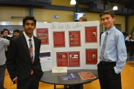 Dublin High School Engineering Entrepreneur Competition 2015 Project Presentation 4