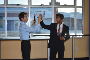 Dublin High School Engineering Entrepreneur Competition 2015 Projects 3