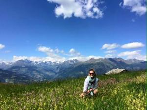 Exploring the French Alps