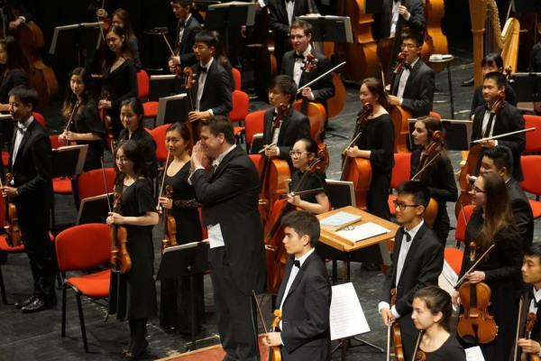 Nagisa Ariza_Won at the San Francisco Youth Symphony Orchestra