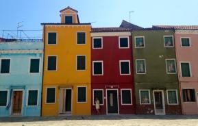 Visiting the Venetian Island called Burano