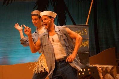 Pacific Coast Repertory Theatre - South Pacific - 6