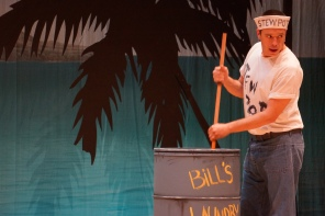 Pacific Coast Repertory Theatre - South Pacific - 8