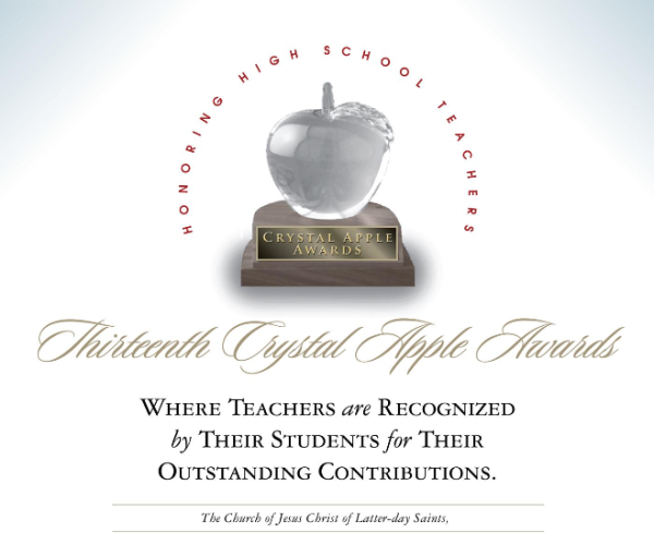 2016 Crystal Apple Awards
