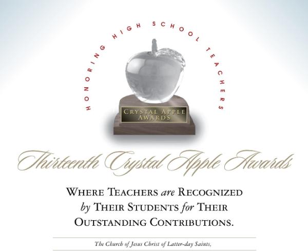 2016 Crystal Apple Awards