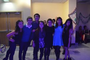 Res Hall Team