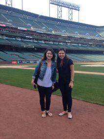SF Giants Field Trip