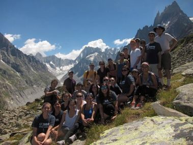 Study Abroad in French Alps