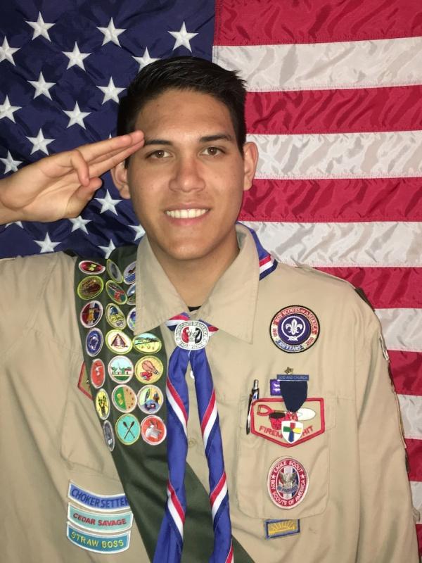 Joshua Hunt Eagle Scout